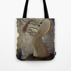 Dragbol Tote Bag