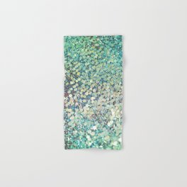 Mermaid Scales Hand & Bath Towel