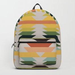 American Native Pattern No. 207 Backpack