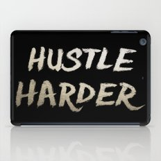 Hustle Harder iPad Case