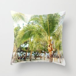 The Best Day Throw Pillow