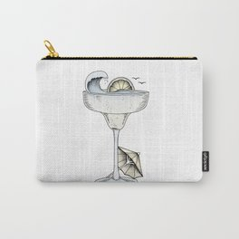 Summer Cocktail Carry-All Pouch