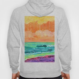 Simple Seascape IX Hoody