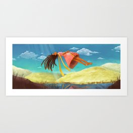 324 Art Print