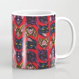 Bats! Cats! Rats! Coffee Mug