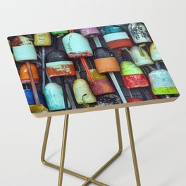Float on a wall, Cape Cod Side Table