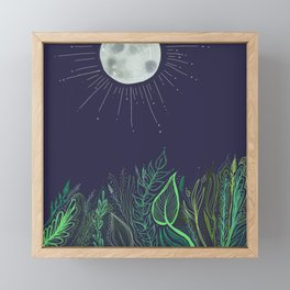 Moon Child Framed Mini Art Print