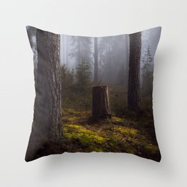 We are all Throw Pillow