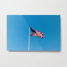 My Flag Metal Print