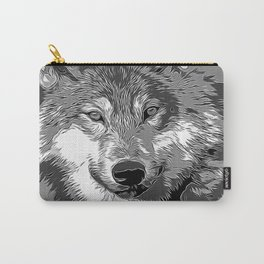 Wolf20151104 Carry-All Pouch
