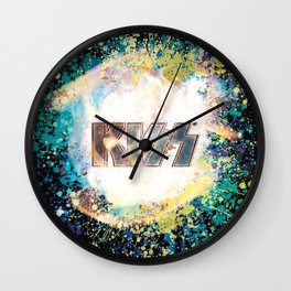 Kiss Band Wall Clock
