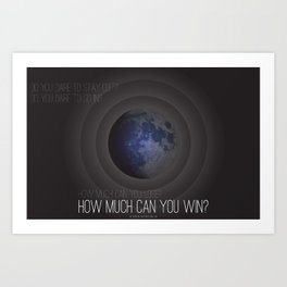 How Much? Art Print