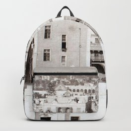 Alexandria, Egypt 1901 Backpack