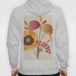 Memorable Florals Hoody