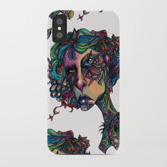 All in The Colors iPhone Case