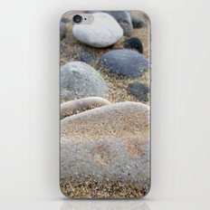 Beach Pebbles iPhone & iPod Skin