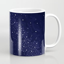 Starry Night Sky Coffee Mug