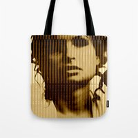 russia Tote Bags featuring Russia by ARTito