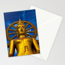 Lord Buddha Thailand Stationery Cards
