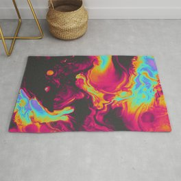 YOU WANT IT DARKER Rug