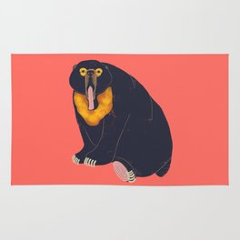 Sun Bear Study 1 Rug