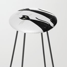 Cats Counter Stool