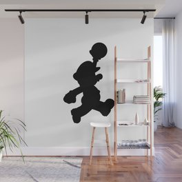 #TheJumpmanSeries, Mario Wall Mural
