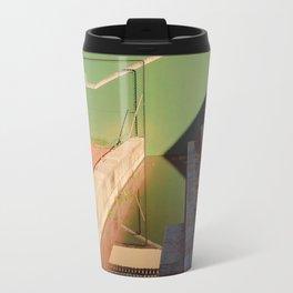 Distorsion Tennis Travel Mug