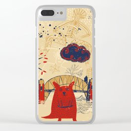 Sydney in Australia Clear iPhone Case