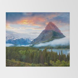 Glacier National Park Decke