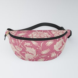 "William Morris ""Wild Tulip"" 3. Fanny Pack"