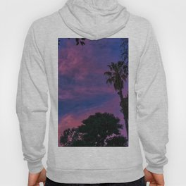 Watching the Clouds at Sunset Hoody