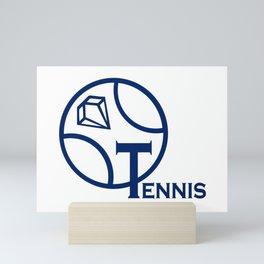 Tennis Mini Art Print