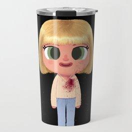 Creepy Cuties - Casey Travel Mug
