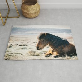Horse pony nature Rug