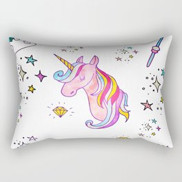 MAGIC UNICORN Rectangular Pillow