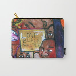 2006 Only We Can Save We Carry-All Pouch