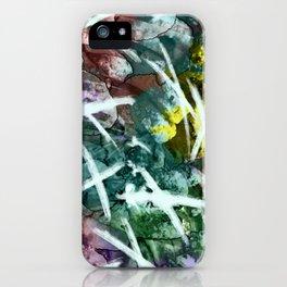 Tic-tac-toe iPhone Case