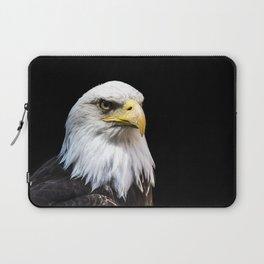 Majestuous Bald Eagle Laptop Sleeve