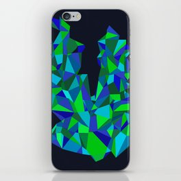 Triangle Abstract iPhone Skin