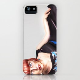 In the Style of... Fancesco Clemente - 2013 iPhone Case