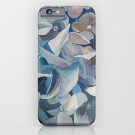 Let Go of Knowing iPhone Case
