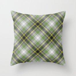 Scottish tartan #36 Throw Pillow