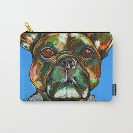 A French Bulldog named Tank Carry-All Pouch