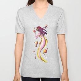 Mermaid 14 Unisex V-Neck