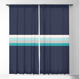 Classic Retro Drangue Blackout Curtain