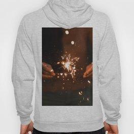 Golden Sparklers (Color) Hoody