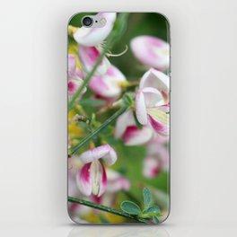 Botanical at Eilean Donan iPhone Skin