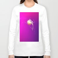jelly fish Long Sleeve T-shirts featuring Jelly by Argi Univrs