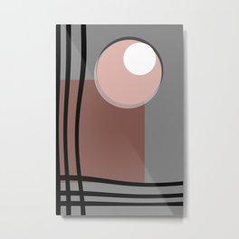 Abstract 2017 043 Metal Print